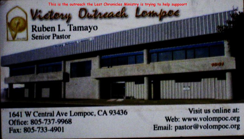 Lompoc Victory Outreach