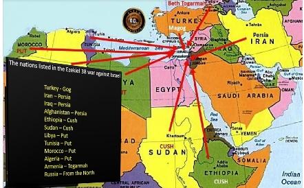 BibleProphecyMan.com: Ezekiel 38-39, famines, Pestilences, Storms, Noah  signs, Todd Bently false prophet